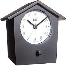 KOOKOO EarlyBird Black, bird voice alarm clock