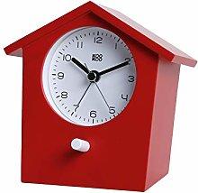 KOOKOO EarlyBird Red, bird voice alarm clock with