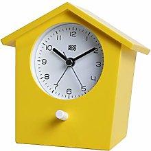 KOOKOO EarlyBird Yellow, bird voice alarm clock