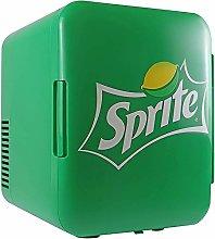 Koolatron Sprite Green Mini Fridge 4 Liter/6 Can