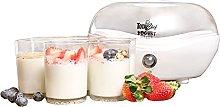 Koolatron Total Chef TCYM-07 Electric Yogurt Maker