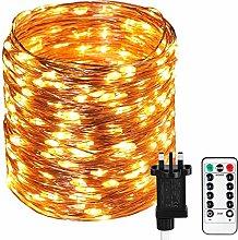 Koopower 300 LEDs Fairy Lights Plug in Main