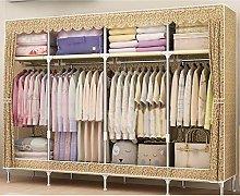 KOPASD Clothes Wardrobe Closet Storage Organizer
