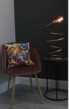 Kopper Kreation - Spiral Copper Lamp - Spiral