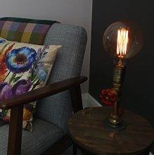 Kopper Kreation - Valve Copper Lamp - Valve Copper