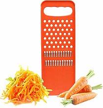 Korean Carrot Grater Salad Orange + Recipe Russian