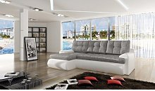 Korhonen Sleeper Corner Sofa Mercury Row