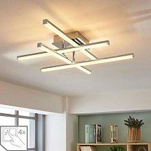 Korona adjustable LED ceiling light, dimmable