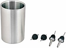 Kosma Stainless Steel Wine Cooler Double Wall |