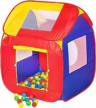 Kosoree Childrens Kids Pop Up Ball Pit Play Tent