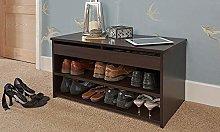 Kosoree Shoe Storage Cabinet Rack Wooden Hallway