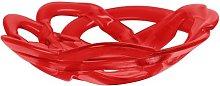 Kosta BODA Basket Bowl Large red 15