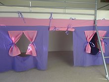 KOSY KOALA UNDER BED PINK/PURPLE TENT ONLY,