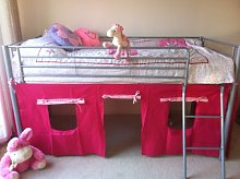 KOSY KOALA UNDER BED PINK TENT ONLY, SUITABLE FOR