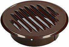 KOTARBAU® Ventilation Grille 100 mm Zinc Sheet