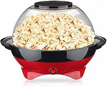 KOUQI 5L Hot Air Popcorn Maker, 1200W Popcorn