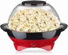 KOUQI 5L Hot Air Popcorn Maker, 1200W Popcorn