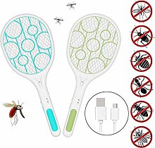 KOWE Electric Fly Swatter, USB Rechargeable