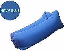 Kowez Inflatable Lounger, air sofa, portable sofa,