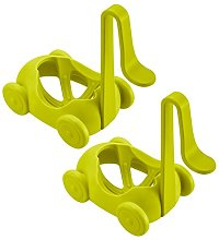 koziol egg cup/egg cooker Buggy, set of 2,