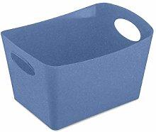 Koziol Storage bin 1l, Organic Blue, S