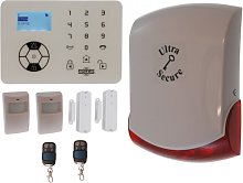 KP9 'Bells Only' Wireless DIY Burglar