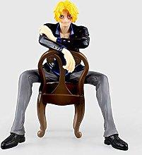 KPSHY One Piece Anime Sofa Chair Sitting Posture