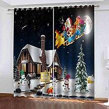 KQDMYT Blackout Curtain For Living Room Boy Girl