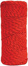 Kraft Tool BC353 Bonded Braided Nylon Line (Orange