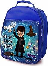KRAFTYGIFTS Personalised Harry Wizard Blue