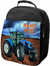 KRAFTYGIFTS Personalised Lunch Bag Tractor Cooler