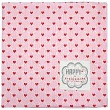 Krasilnikoff - Pink Cotton Cloth Napkin with