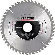 KREATOR KRT020403 Disco de sierra madera 130mm40d