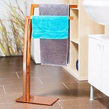 Krebs Freestanding Towel Rack Mercury Row Colour: