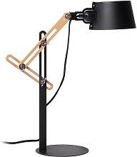 Kreen 65cm Desk Lamp Lucide Colour: Black
