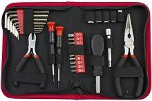 Krino 64230500 Hand Tool Assortment, Black