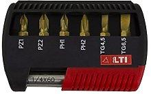 KRINO 66002110Titanium Inserts for Impact,