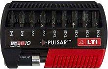 KRINO 66005205Pulsar Inserts for Torx, Set of