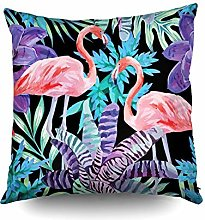Kris.D Outdoor Pillow Covers,Throw Square Pillow