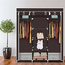 Krispich Canvas Wardrobe Bedroom Furniture