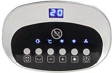Kristin 6825 BTU Electric Fan Heater Belfry Heating