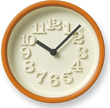 Kristine 12.2cm Wall Clock Corrigan Studio Colour: