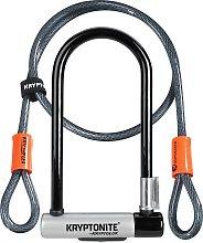 Kryptolok U Bike Lock with 4 Foot Cable