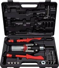 KS Tools 150.9630 Universal riveting tool set, 11
