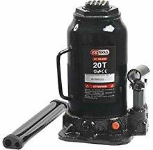 KS Tools 160.0358 Hydraulic bottle jack, 20