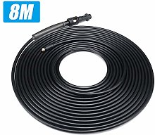 Kshzmoto Pressure Washer Sewer Drain Cleaning Hose