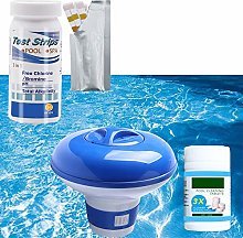 Kshzmoto Swimming Pool Cleaning Kit Accessories