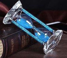 KSWD Hourglass Sand Timer Sandglass Crystal
