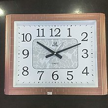 KTDT Decorative clock Living room wall clock 50cm