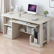 KTDZ Computer Desk, Small Study Workstation